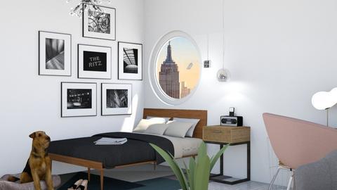 Dorm Room Number 1 - Modern - by helsewhi