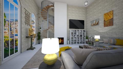 bi - Living room - by katarina13