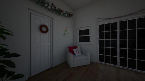 christmas room - Bedroom  - by reeseandrews