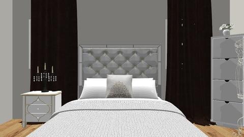 Bedroom 1 - Glamour - Bedroom  - by gillianholtz