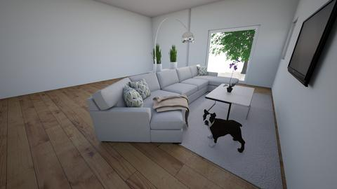 LS for Greg Lena Portie - Living room  - by TheDutchDesigner