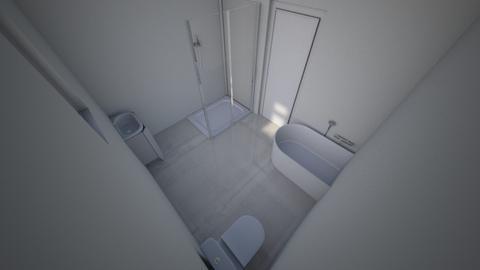 My bathroom - Bathroom  - by lokneszikolbasz
