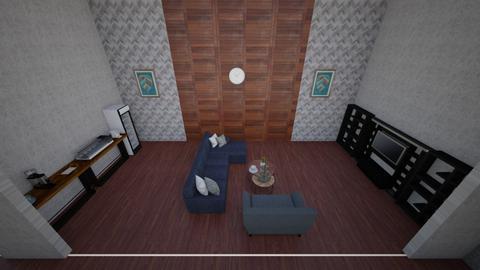 Yazan alkatabi - Living room - by mazinyazan