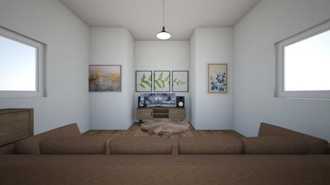 reece - Living room  - by reecemoore