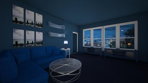 living room II - Modern - Living room - by emmie314