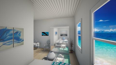 blur small room - Modern - Bedroom - by jeushalumley