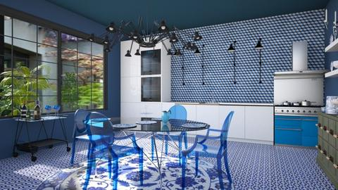 Eclectic kitchen - Eclectic - Kitchen - by kitty