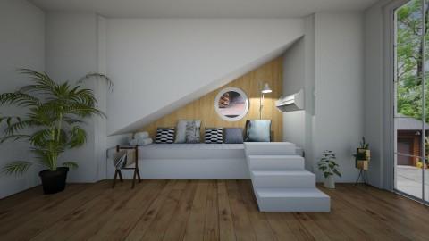 inspired by little nook - by modern budding designer