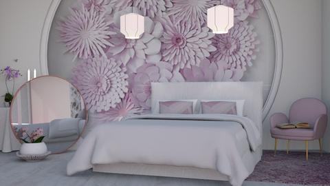 Blurry Bedroom_2 - Bedroom  - by milyca8