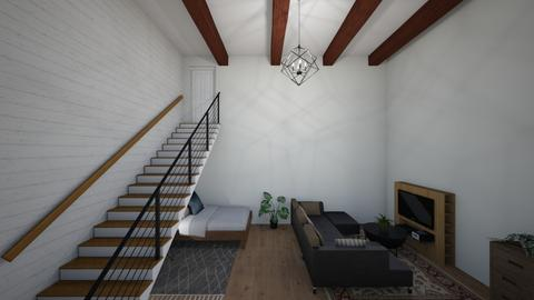 industrial basement suite - by slm4278