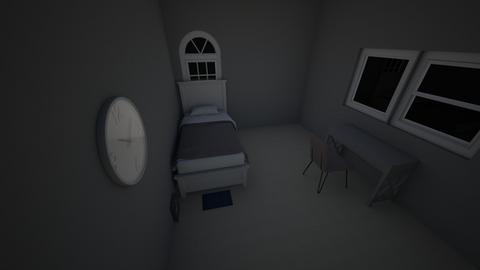 kamar alfa - Minimal - by malfa fitriansyah