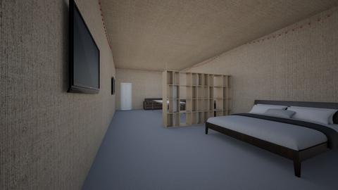 hotel room - Bedroom  - by kmcdonald020910