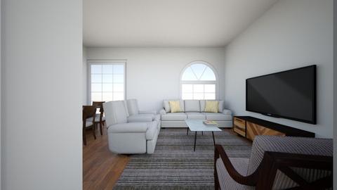 Rowa House No Loveseat - Living room - by suzanbalaa