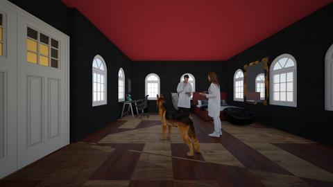 eyras room - Bedroom - by etta swellop