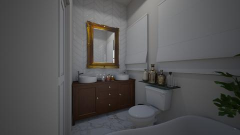 main bathroom - Bathroom  - by anthonydouglas93