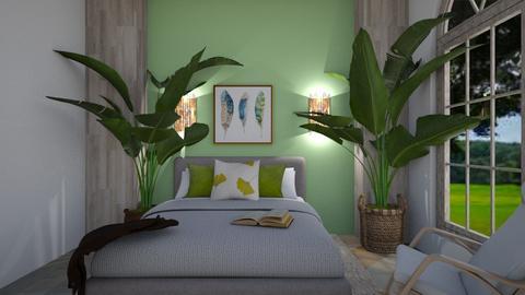 sav - Bedroom  - by Maria Rachel