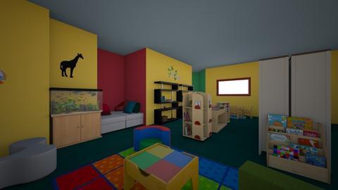 childrens library - by hopekonig