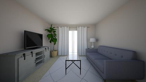 bl333 - Living room  - by chrometoaster