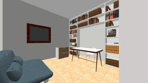 ro - Living room - by kymont