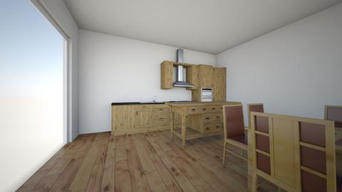 3 t - Kitchen  - by lonnquistmg