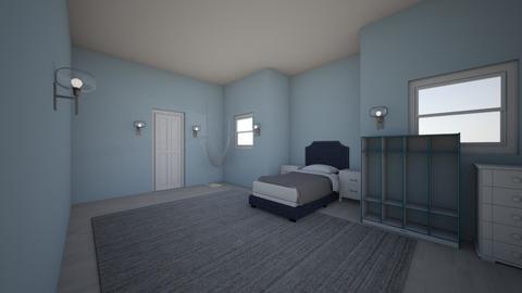 Boys bedroom - Kids room  - by BrookieCookieBarrett