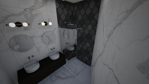 star bath - Bathroom  - by MikaDD