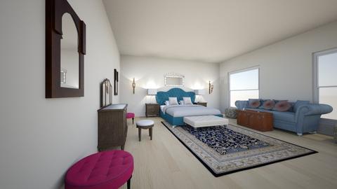 Classic Bedroom - Classic - Bedroom  - by Justbiba