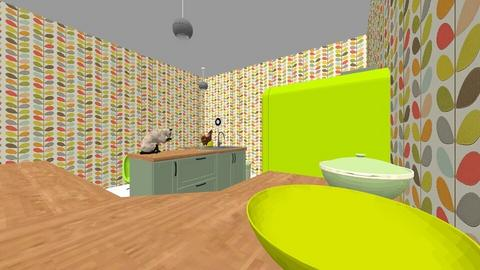 60s Kitchen - Kitchen  - by elizabethfarling