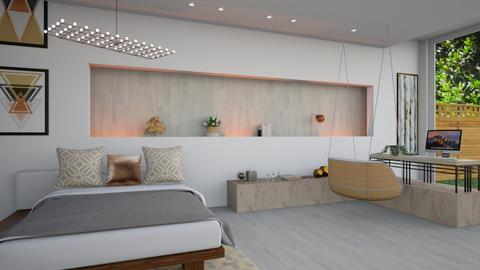 Dream room_Gaietta_aa - Bedroom  - by gaietta_aa