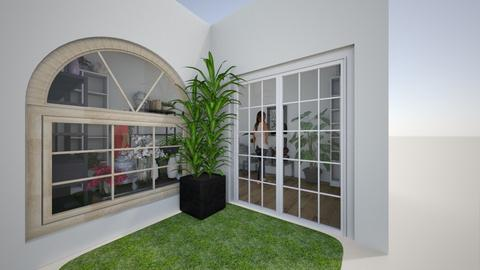 proyecto sud - Living room  - by karla lopez5