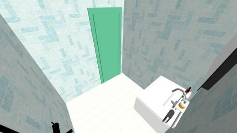 kamar mandi n ruang cuci - Bathroom  - by adisulistyo