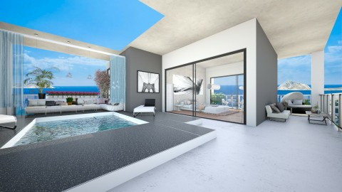 penthouse - Modern - Garden  - by Mihailovikj Mimi