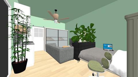 Vu Thi Kieu Vy - Classic - Living room  - by dorisssss_4peace
