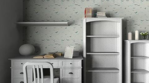 posteľ - Vintage - by Zuzana K