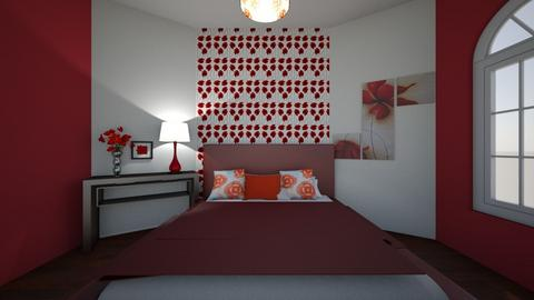 Poppy - Bedroom  - by Gracezook