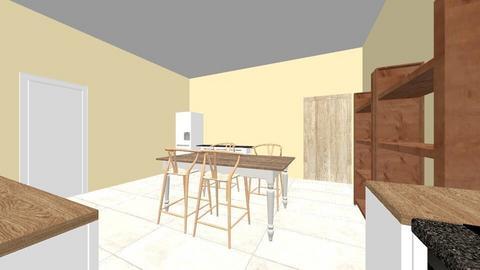 1 - Kitchen  - by ER8810