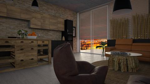liv01102021 - Living room  - by jezek1