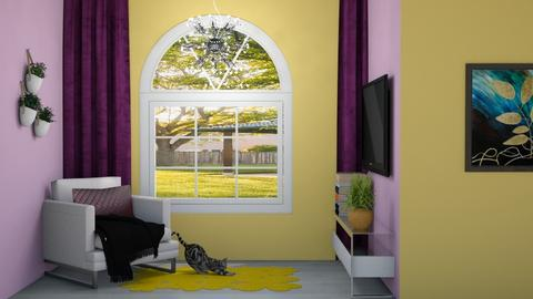 For DesignKitty31 - Living room  - by JoJo Y