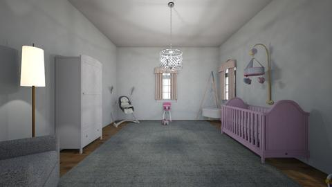 baby room ay - Classic - Kids room  - by amariwise