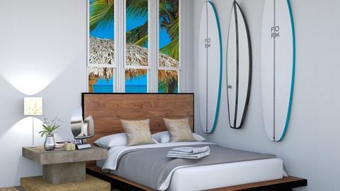 Surf - Bedroom  - by Jahsoftball_