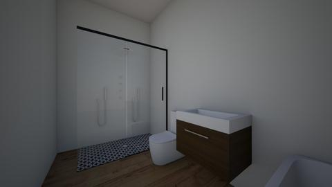 Andrew Baginski - Bathroom - by gryfpom