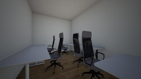 Office room 1 - by jedrzejczakaga