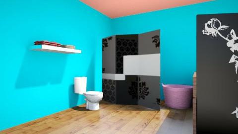 shark  - Eclectic - Bathroom  - by prashu_t