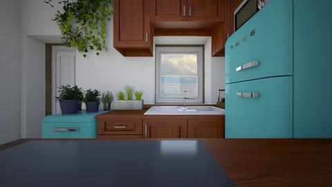 Tiny Country Kitchen 3 - Kitchen  - by SammyJPili