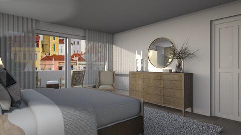 Linden Bedroom 1 - Modern - Bedroom  - by Claudia Correia