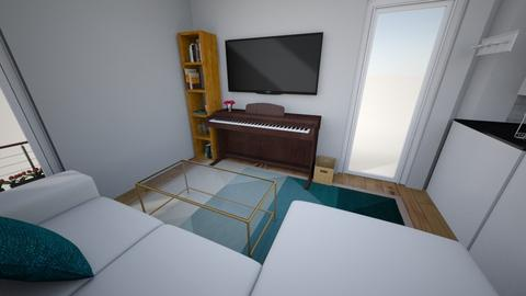 Living - Living room  - by Audrey Zeh