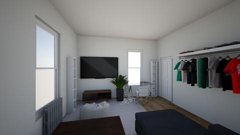 View 1 - Bedroom  - by mikexsb