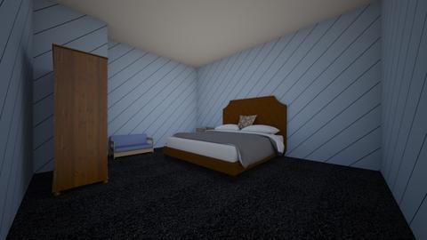 phong ngu - Modern - Bedroom - by vminh06