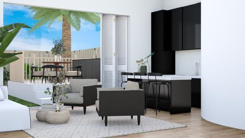 Modern Living Room - Living room  - by aestheticXdesigns