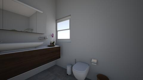 Project 4 Part 8 - Bathroom  - by Mpumie